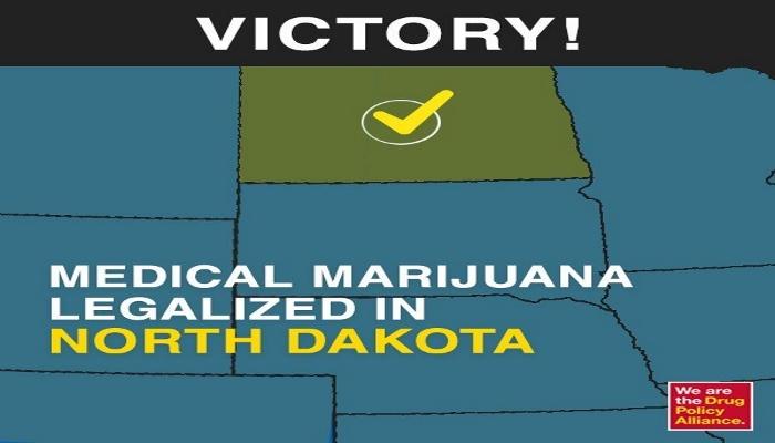 Северная Дакота обсуждает предложение о медицинском использовании марихуаны