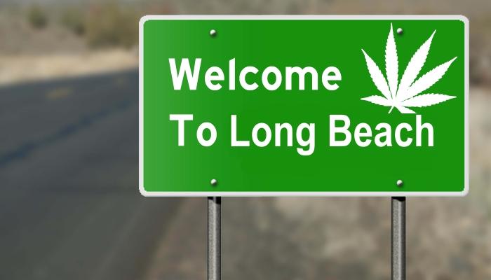 Утверждение медицинской марихуаны избирателями Лонг-Бич