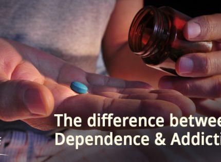 Зависимость и наркомания…в чем разница?