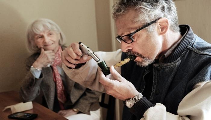 Медицинская марихуана и старение.