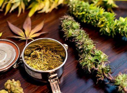 Медицинская марихуана и склеродермия.