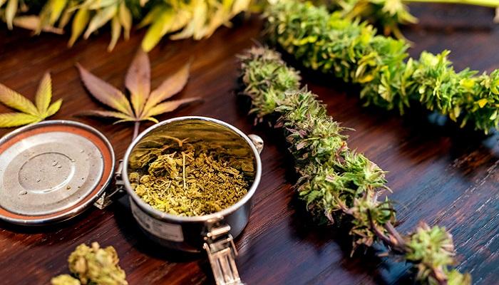 Медицинская марихуана и склеродермия