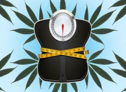 Анорексия и медицинская марихуана