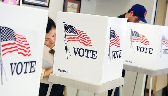 Голосование за отмену запрета на медицинские диспансеры марихуаны в Лос-Анджелесе.