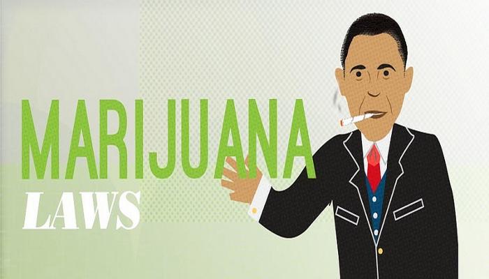 Худший президент США Обама за всю историю медицинской марихуаны