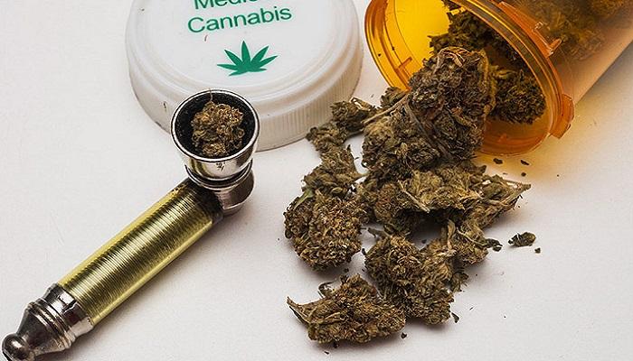 Медицинская марихуана и лимфома.