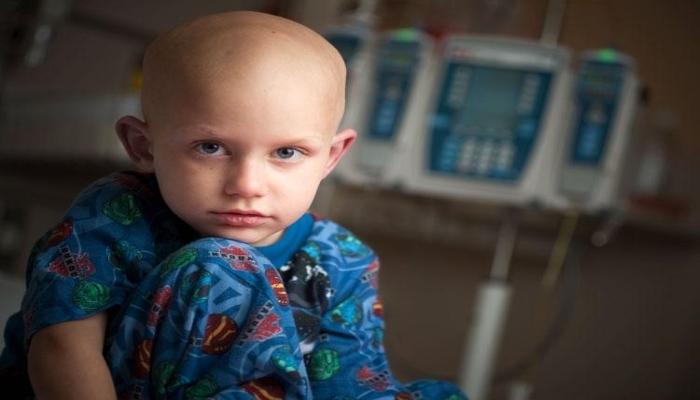 Медицинская марихуана помогает семилетней девочки в борьбе с лейкемией