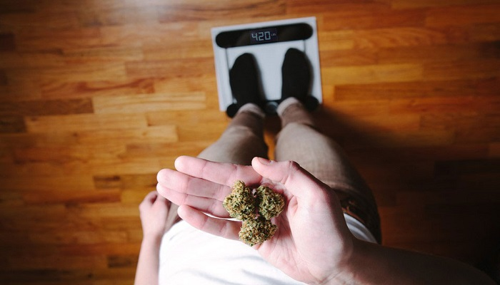 Похудение и марихуана.
