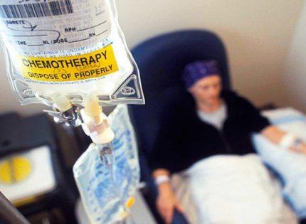 Противорвотное действие каннабиса у пациентов, получавших химиотерапию от рака