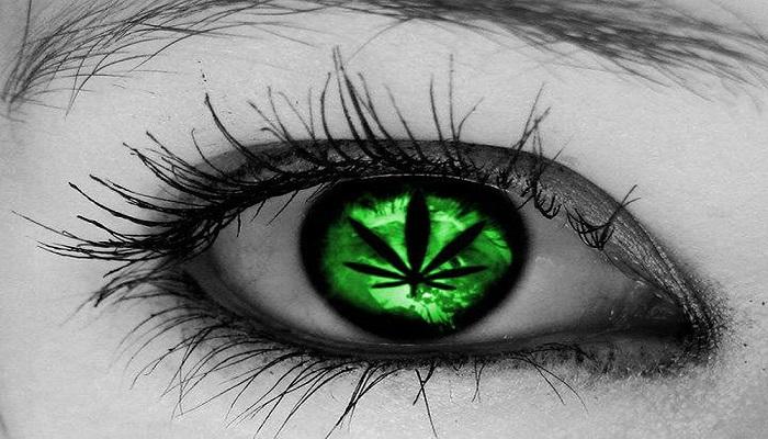 Глаукома и курение марихуаны
