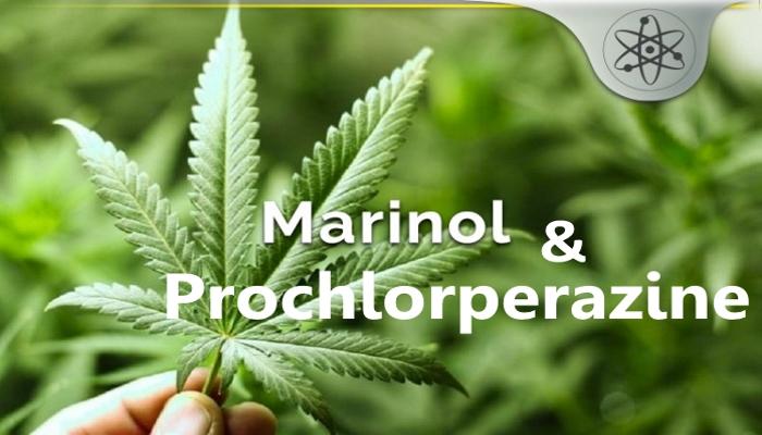 Дронабинол и прохлорперазин в комбинации