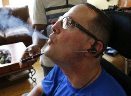 Курение марихуаны здоровыми людьми и больными рассеянным склерозом