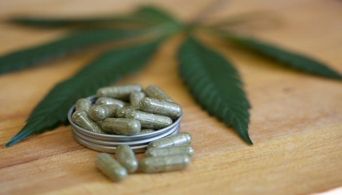 Рецепт приготовления таблеток-ТГК