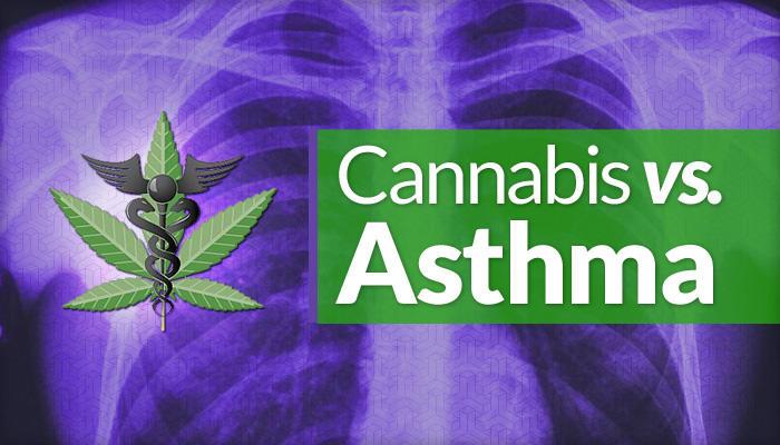 Астма — поддерживающее лечение каннабисом