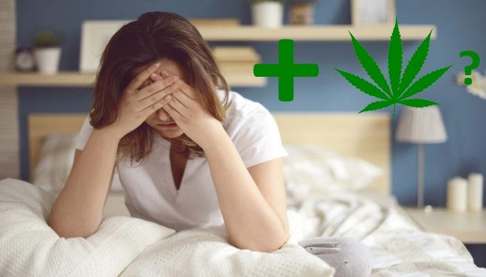 Каннабис помогает при мигрени