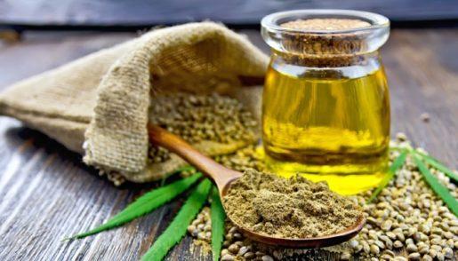конопляное масло vs болезни