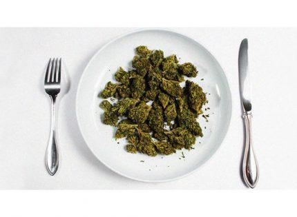 Марихуана и диета