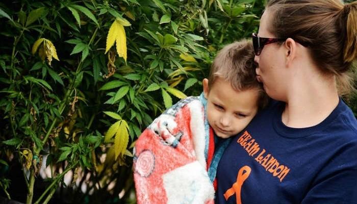Лечение рака медицинской марихуаной: опыт Сьерры Риддл