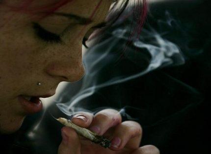 Марихуана, табак, алкоголь в подростковом возрасте