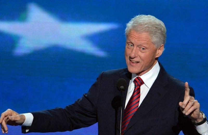 Билл Клинтон дает добро на медицинскую марихуану