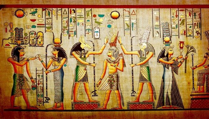 Медицинская практика в Древнем Египте