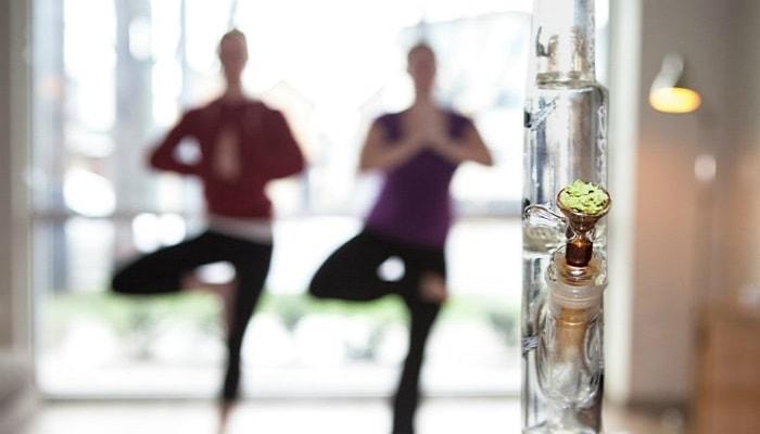 Влияние марихуаны на тренировку