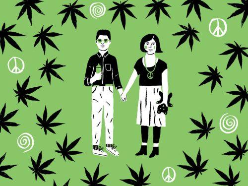 употребление марихуаны, марихуана, конопля,