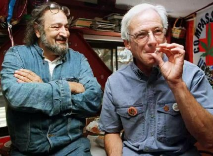 Деннис Перон, отец медицинской марихуаны