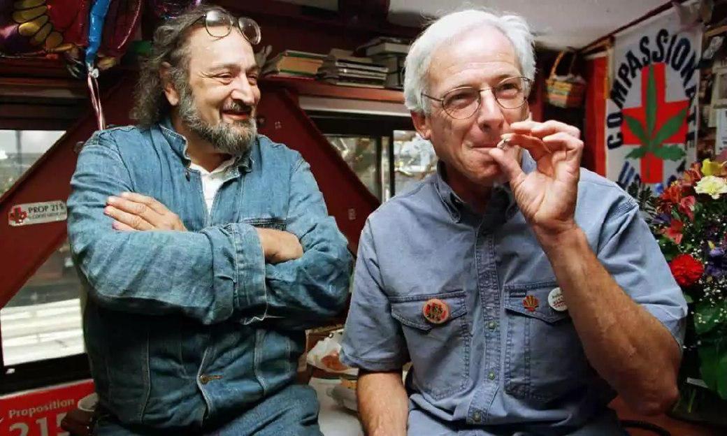 Деннис Перон – отец медицинской марихуаны