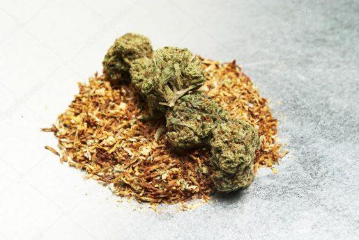 Зачем добавлять табак в марихуану
